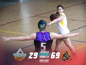 Kona Básquet sigue imparable en la Copa Eclipse